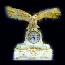 Часы -Орёл в полёте