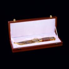 Нож подарочный